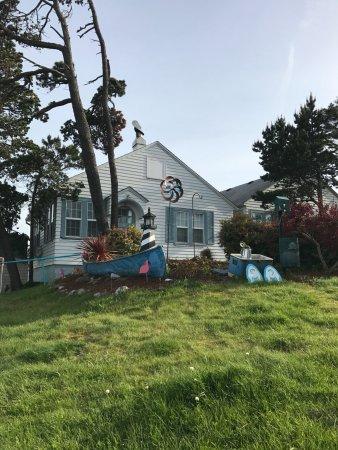 Hillcrest Inn: cool Cottages