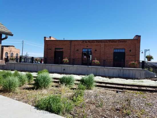 Roundhouse and Railyards-billede