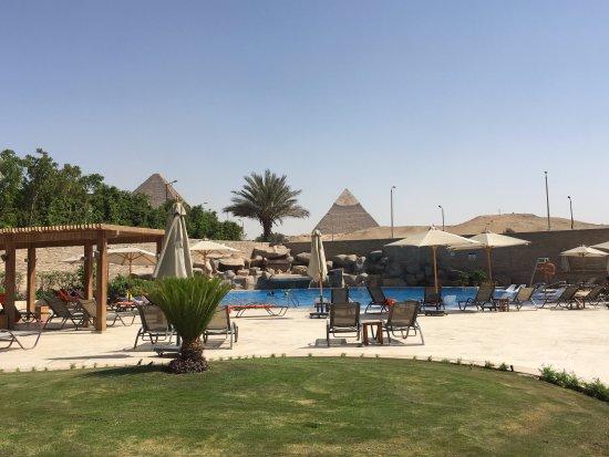 Le Meridien Pyramids Hotel & Spa-billede