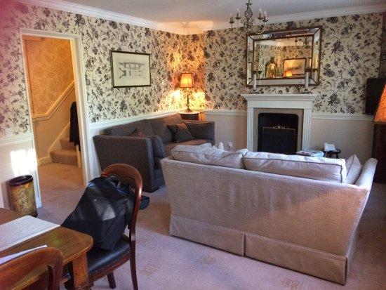 Baslow, UK: Suite 24