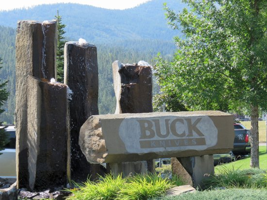 ‪Buck Knives Plant Tour‬
