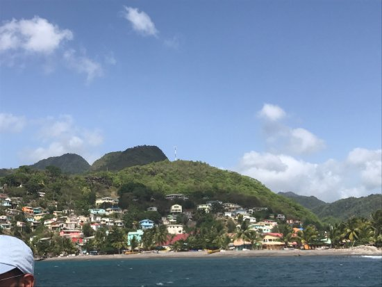 Vieux Fort, St. Lucia: A day well spent!! Sugar beach was one of the most breathtaking beaches I have ever experienced!