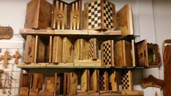 Olive Tree: Amazing selection of Olivewood handcrafts