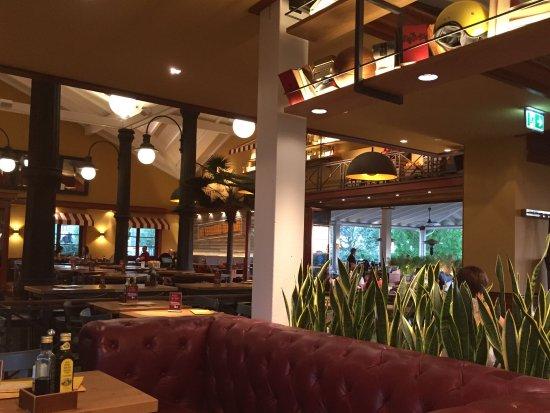 Cafe Del Sol: Gastraum Café del Sol