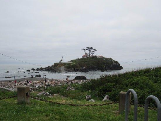 Battery Point Lighthouse: lighthouse