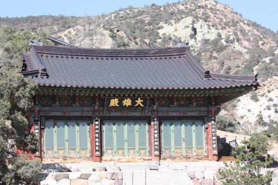Tehachapi, Καλιφόρνια: Mountain Spirit Center