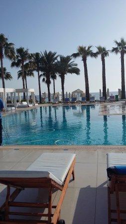 Foto de Vrissiana Beach Hotel