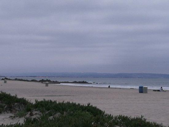 Coronado Municipal Beach: Mysigt trotts mulen dag och kväll