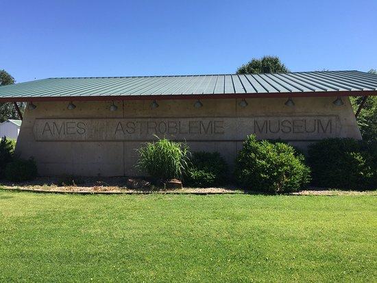 Ames Astrobleme Museum