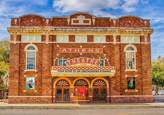 DeLand, FL: Built in 1921, the Athens has been fully restored to its original splendor!