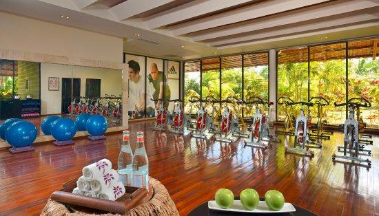 Paradisus Punta Cana Resort: GYM