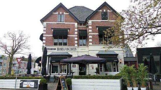 Driebergen, Pays-Bas : the restaurant