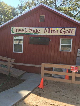 Creekside Mini Golf