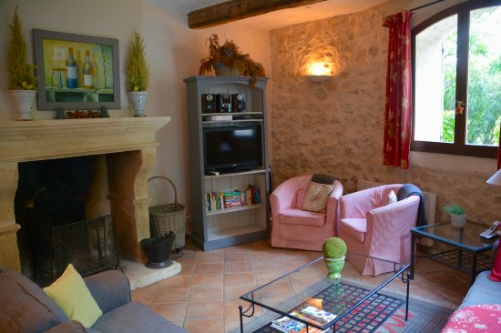 Noves, Francja: living room