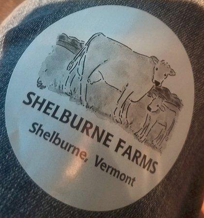 Shelburne, VT: sticker
