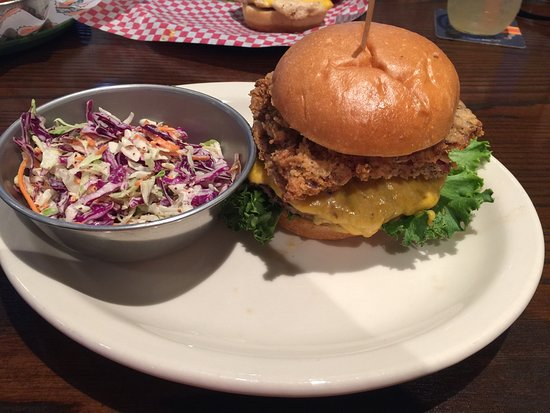 Johnstown, CO: Gluten free chicken, bad daddy classic and red chili