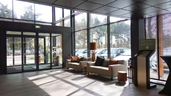 Soesterberg, Hollanda: the lobby