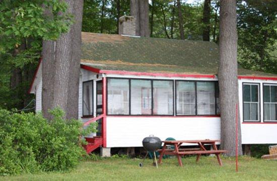 Bridgton, ME: Cabin