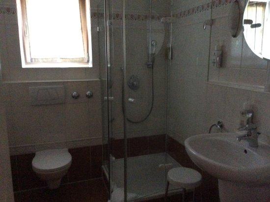 Landhotel Guglhupf: No bath