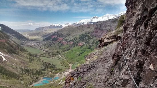 Telluride, CO: Via Ferrata
