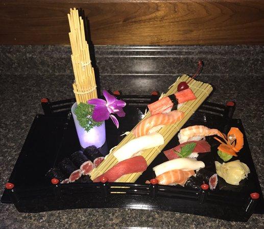 Leeds, Алабама: Sushi Dinner