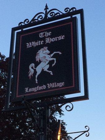 sign bild von the white horse pub london tripadvisor rh tripadvisor de