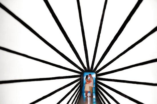 Aurum - La Fabbrica delle Idee: optical illusion