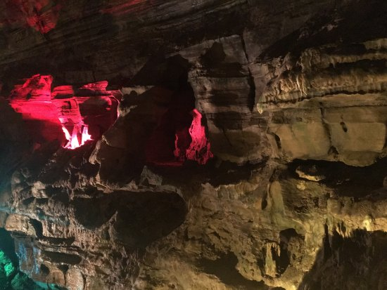 Howes Cave, Νέα Υόρκη: Howe Caverns