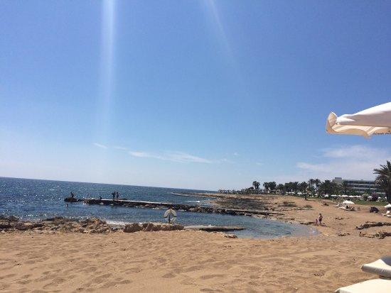 Constantinou Bros Athena Beach Hotel: Paradijselijk