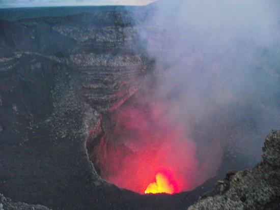 Masaya Volcano in Masaya
