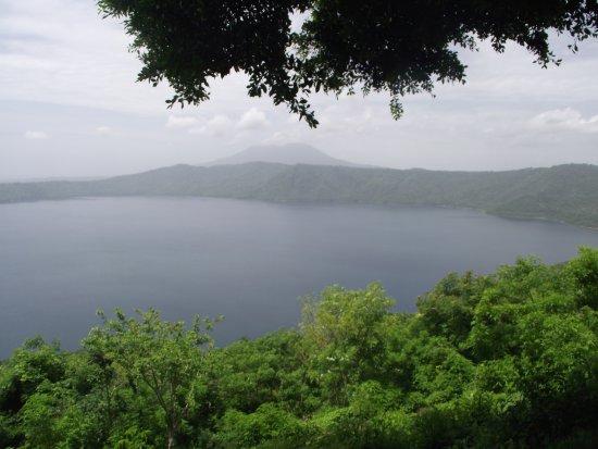 Laguna de Apoyo in Masaya