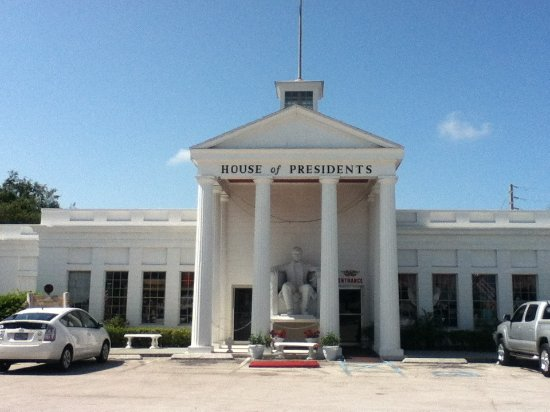 Presidents Hall of Fame: House of Presidents