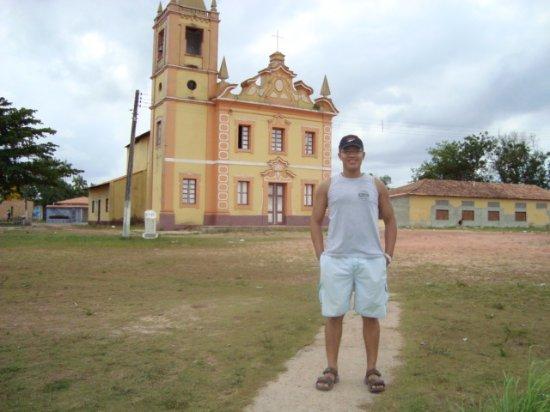Sao Domingos Do Capim, PA: Igreja Matriz, São Domingos do Capim (PA)