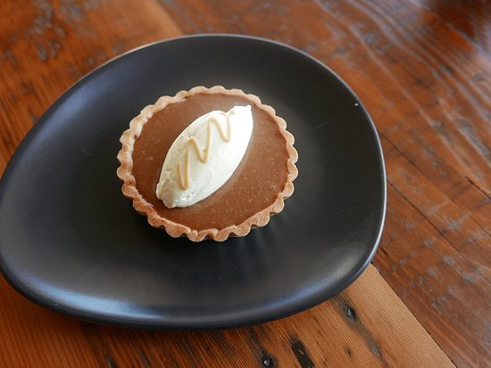 Milford, New Zealand: salted caramel