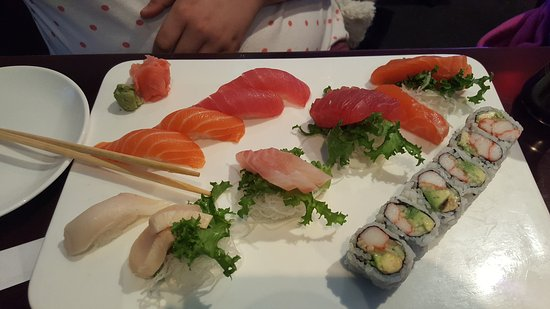 Chelmsford, MA: Best Fresh Sushi Restaurant..Delicious !