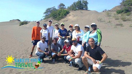 Bani, Repubblica Dominicana: Este es el grupo que nos acompaño en esta ocasión, un excelente grupo