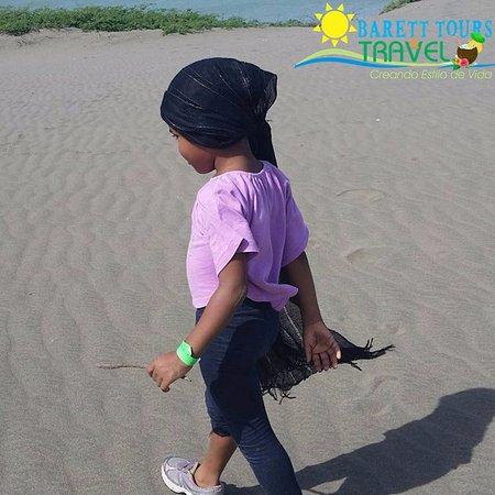 Bani, Repubblica Dominicana: Es un lugar ideal para toda la familia, sin importar la edad siempre que pueda tomar el sol