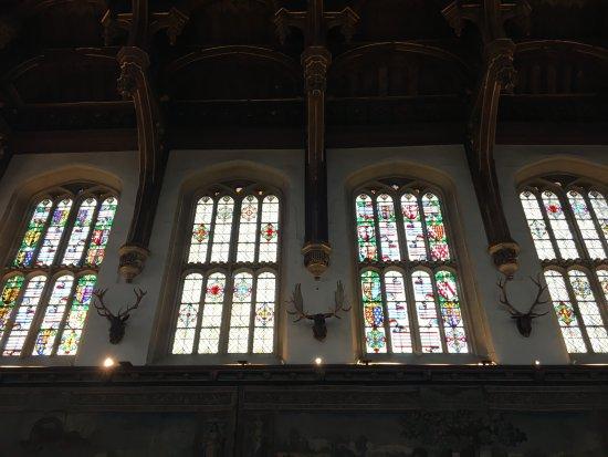 28d71a3f6eb Hampton Court Palace  Os vitrais. Hampton Court Palace  A cozinha de  chocolate