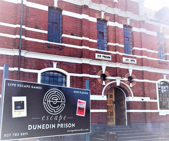 Escape Dunedin Prison