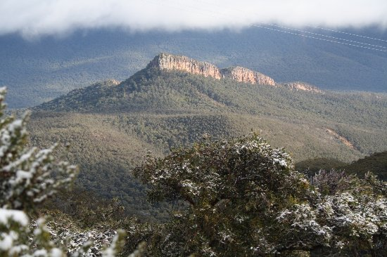 Grampians, Victoria Winter