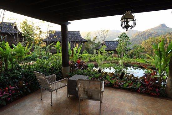Balcony - Picture of Baan Mon Muan Resort, Mae Rim - Tripadvisor