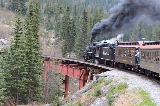 Steam Train Picture Of White Pass Amp Yukon Route Railway Skagway Tripadvisor