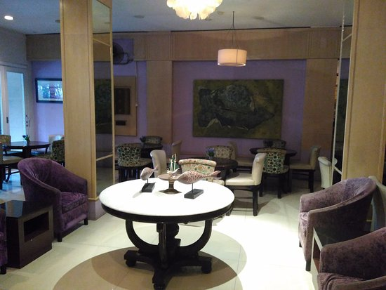 d'Bugis Ocean Hotel: lobby hotel