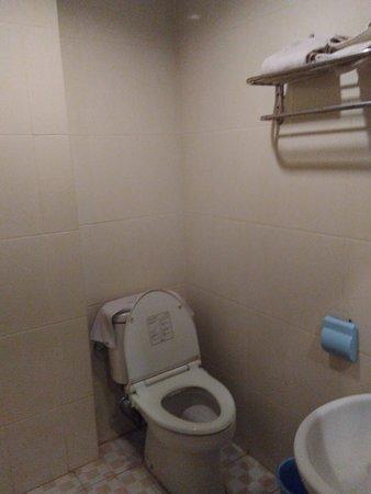 d'Bugis Ocean Hotel: toilet