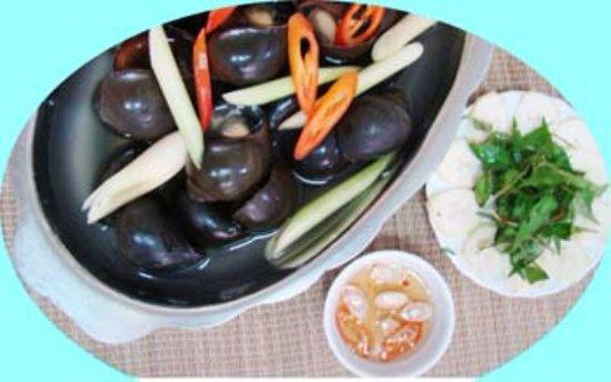 Ben Tre Province, فيتنام: món ăn Cồn Phụng
