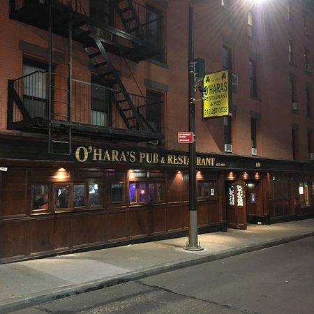 O Hara S Restaurant And Pub New York Ny