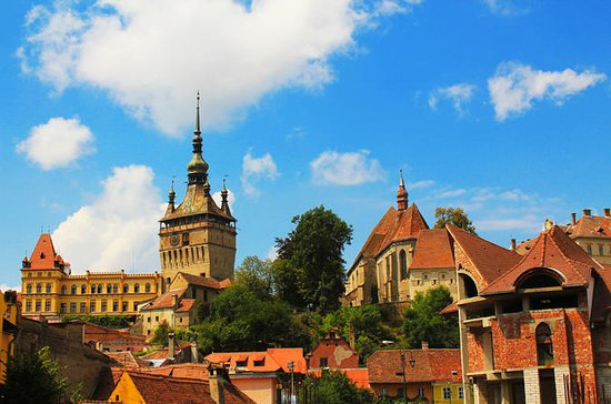Private Day Trip to Sibiu and Fagaras...