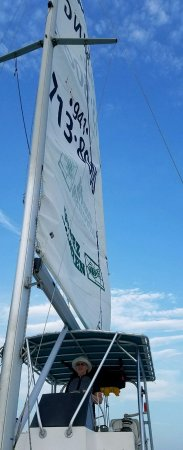 Anna Maria Sailing Adventures: It is fun to be a captain!