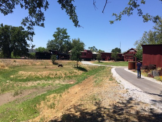 Jamestown, CA: Railtown 1897 State Historic Park