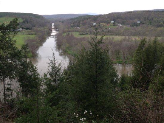 Gladstone, VA: Tye River meets the James River